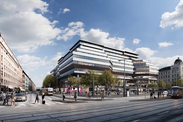 FRANCIS ist das nachhaltigste Bürogebäude Wiens